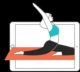 Afbeelding voor Interactief bewegen